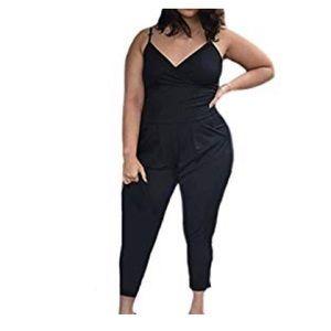 Black jumpsuit/romper